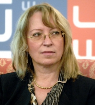 Anca Dumitru a demisionat din funcţia de director general al BVB