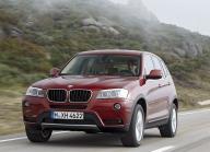 Noua generaţie BMW X3, în România, de la 33.200 euro fără TVA