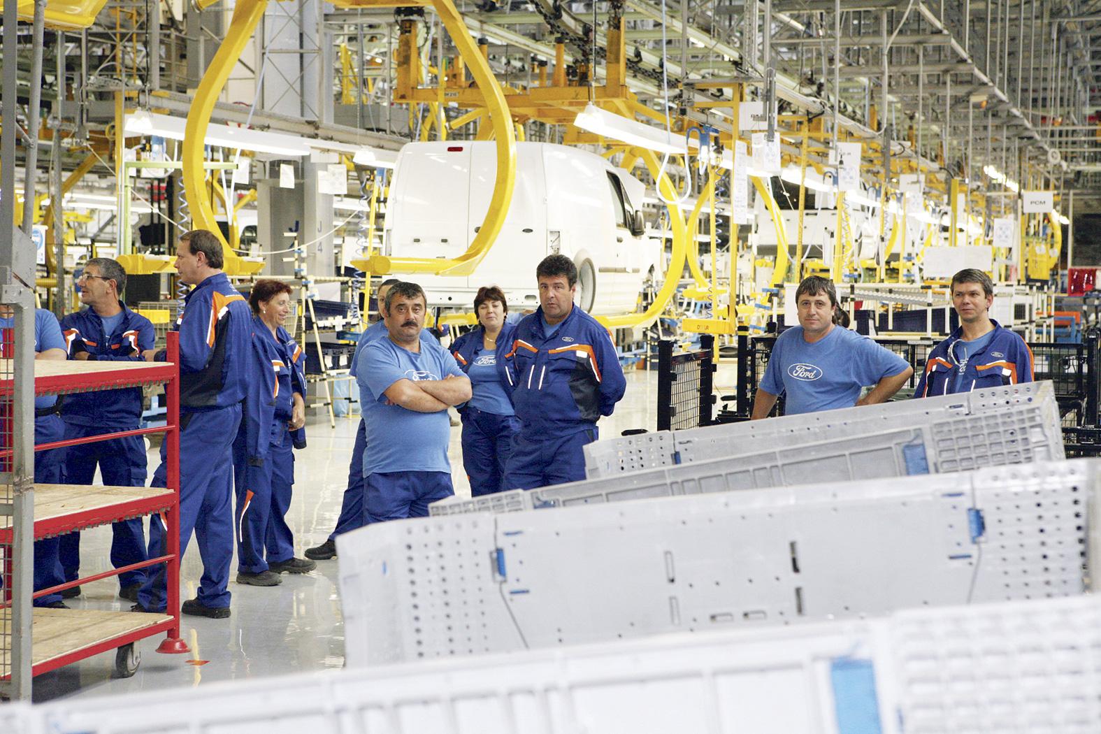 Kirkhhoff a inaugurat fabrica din România care va lucra pentru Ford