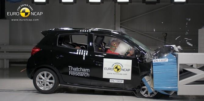 Euro NCAP: Cele mai sigure maşini din 2013