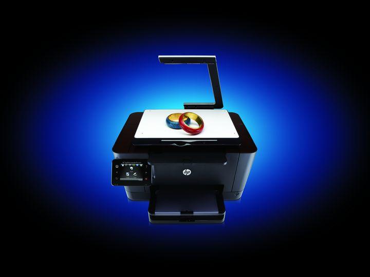Primul multifuncțional laser cu scaner 3D din lume a ajuns în România