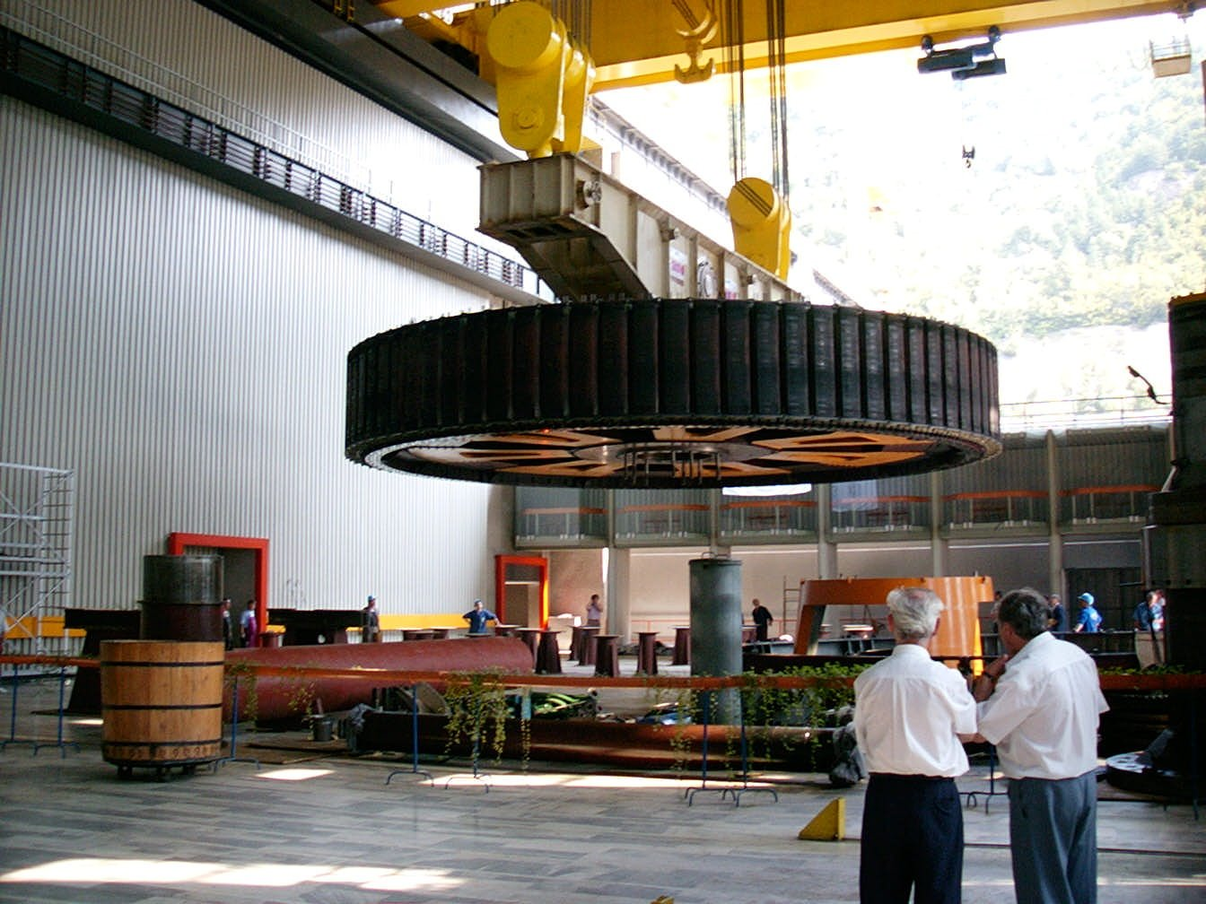 Personalul Hidroelectrica, instruit cu fonduri europene
