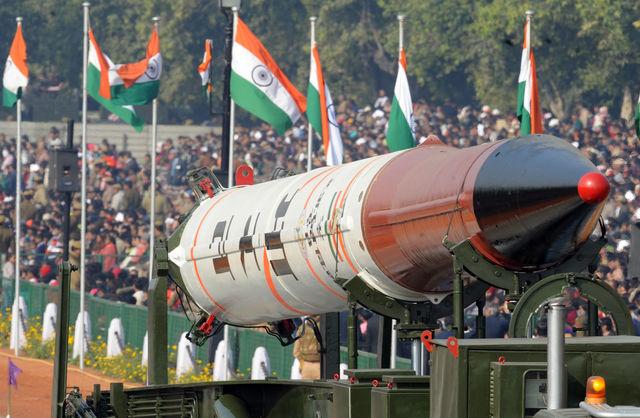 India a testat o rachetă capabilă să lovească ţinte din China