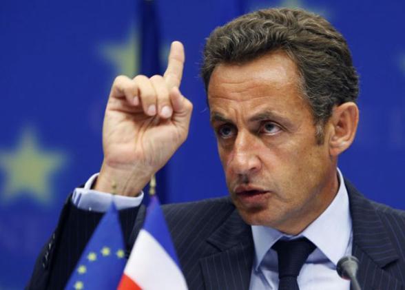 """Prezicătorul Sarkozy: """"Vom avea o participare masivă la vot pe 6 mai"""""""