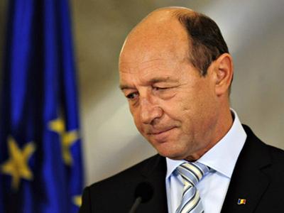 Traian Băsescu: Reforma învăţământului superior este în prima linie a agendei publice în România