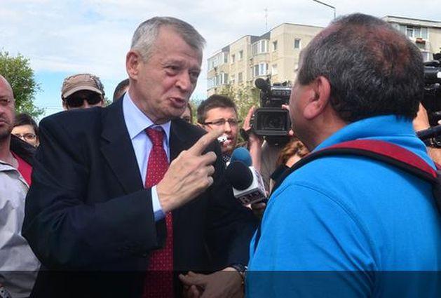 """Sorin Oprescu: """"Pasajul Pipera va fi gata în câteva zile"""""""