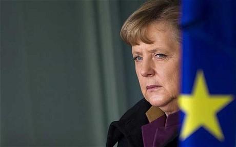 """Merkel: """"Pactul fiscal nu se renegociază!"""""""