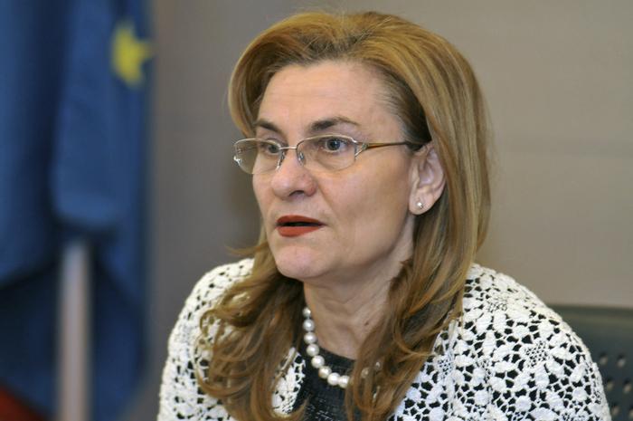 Maria Grapini ripostează dur. Aroganțe fără precedent față de critici