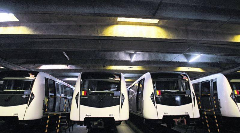 Pierderi de peste 123 milioane lei estimate pentru Metrorex în 2014