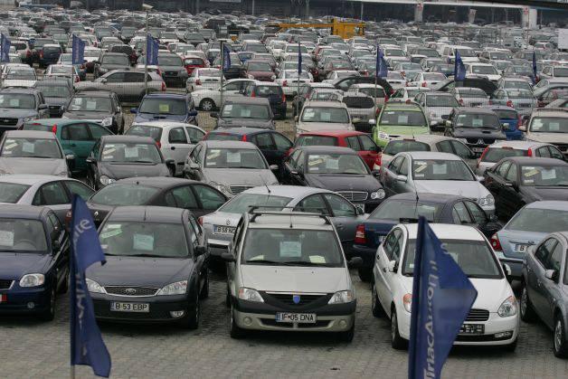 Aproape 60% din parcul auto național este reprezentat din rable