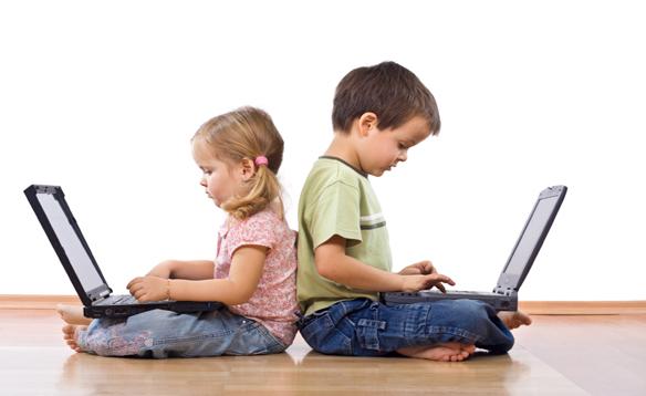 Ce fac, mai exact, copiii pe internet?