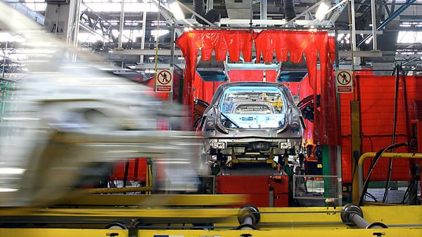 Fabricile auto din Spania şi-au majorat producţia anul trecut cu 9,3%