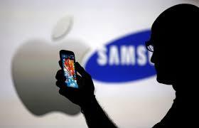 Samsung se distanţează de Apple