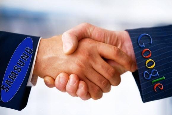 Samsung și Google semnează un acord global