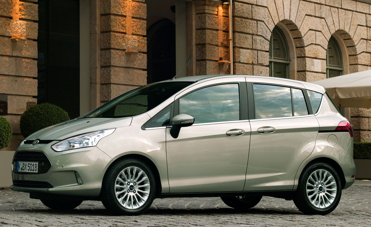 Ford a trecut pragul de 100.000 de modele B-Max produse la Craiova