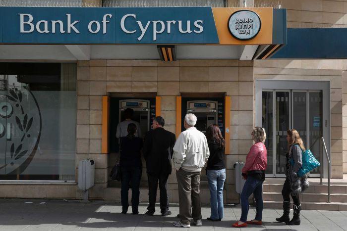 Bank of Cyprus deblochează certificate de depozit în valoare de 950 milioane de euro