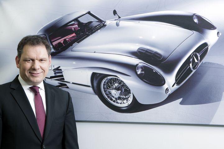 """Boris Billich, CEO-ul Mercedes-Benz: """"Românii vor maşini care să arate bine"""""""