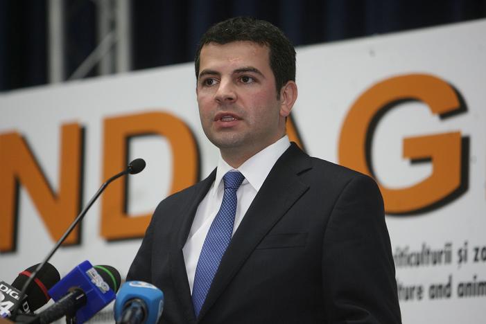 Daniel Constantin: România şi Republica Moldova pot redeveni, împreună, grânarul Europei