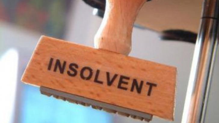 Coface: Numărul insolvenţelor deschise în 2013 a crescut cu 5% şi se aşteaptă o majorare de 10% în acest an