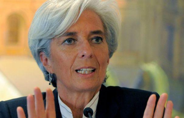 """Lagarde, FMI: """"Criza nu s-a terminat atâta timp cât în Europa sunt 20 de milioane de şomeri"""""""