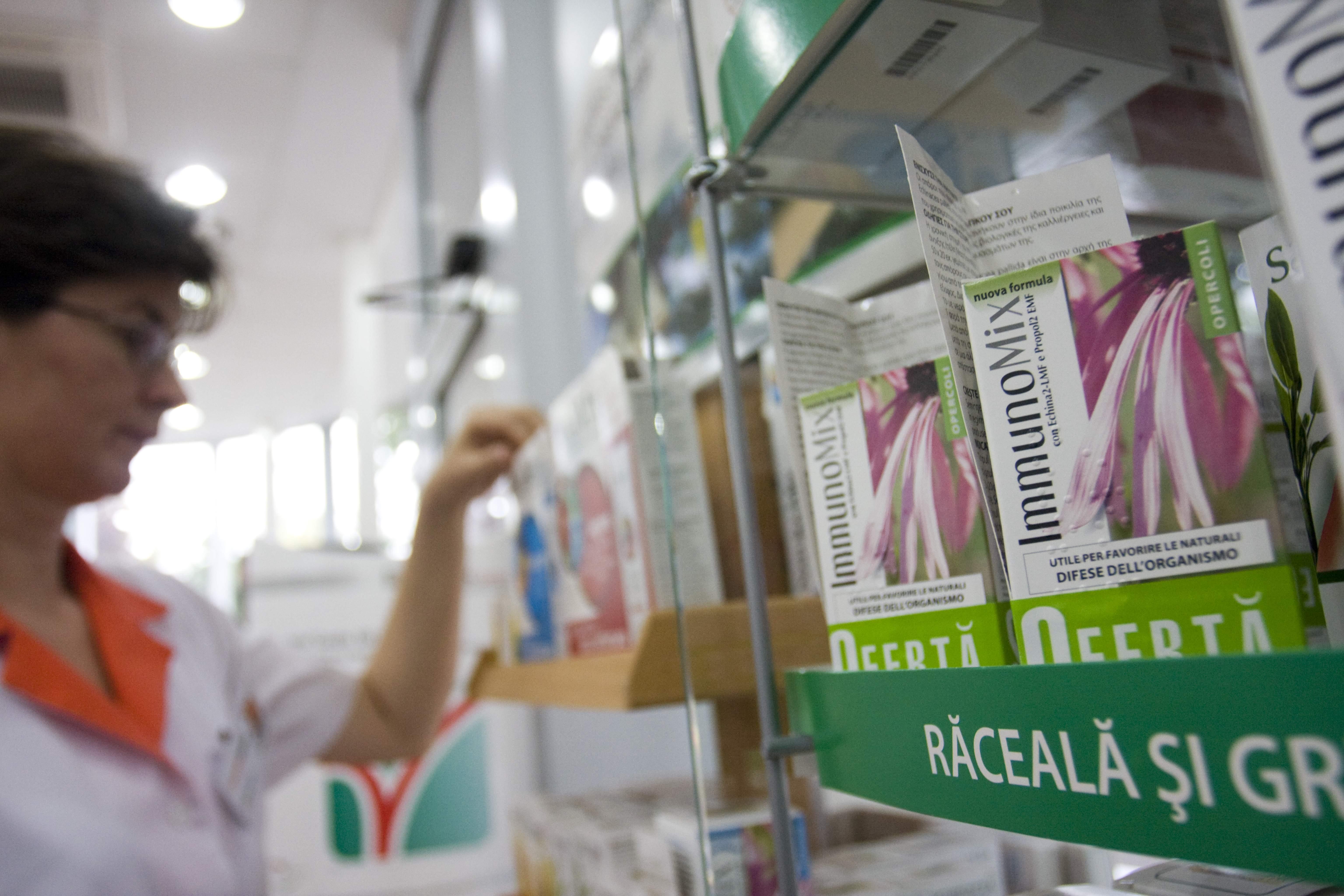 Antibiotice Iaşi estimează pentru acest an o creştere a exporturilor de peste 10%
