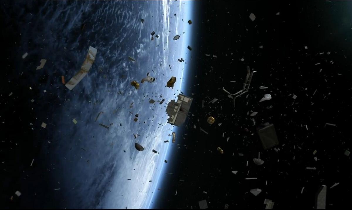 Oamenii de ştiinţă niponi testează un sistem pentru a curăţa orbita terestră de deşeurile spaţiale