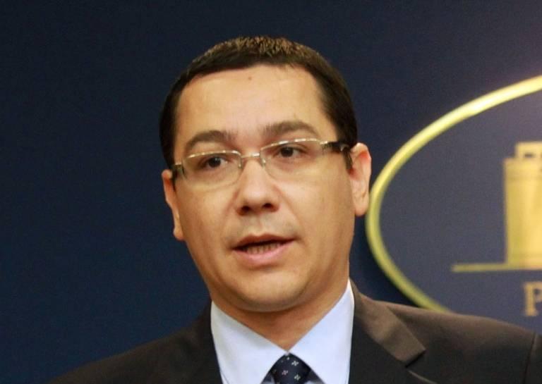 Ponta l-a demis pe secretarul de stat Chiper și cere înlocuirea conducerii ROMATSA