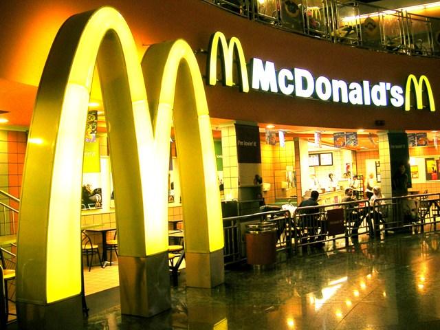 cum să mănânci mcdonalds și să slăbești
