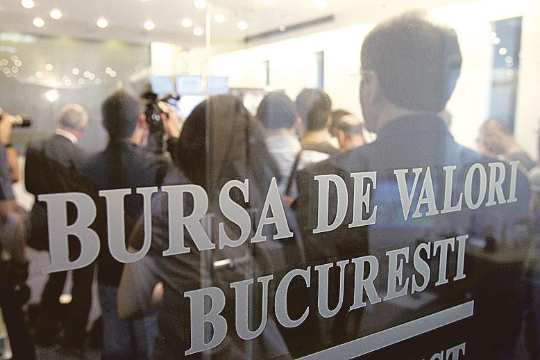 Bursa de la Bucureşti a închis miercuri în scădere