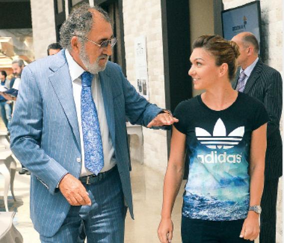 Țiriac, mesaj important pentru Simona Halep! Cine este următoarea jucătoare de top a României