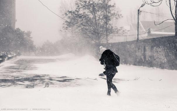 Alertă meteo! Viscolul lovește România. Ce zone sunt afectate