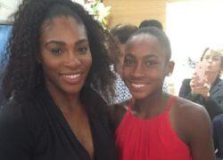 Cine este noua Serena Williams! A pus mâna pe un contract uriaș