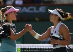Bianca Andreescu, atacată de rivala sa! Scene incredibile pe terenul de tenis
