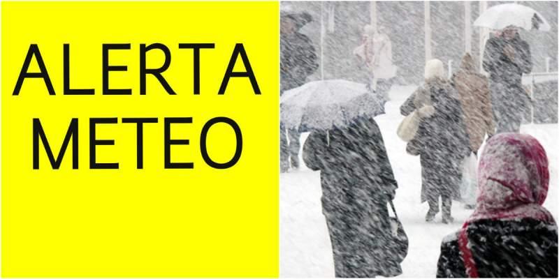 Vremea s-a dat peste cap în România! Ninsori la sfârşit de mai