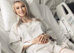 Andreea Bălan, veşti de pe patul de spital. Ultimele informații despre operație, cum se simte cântăreaţa