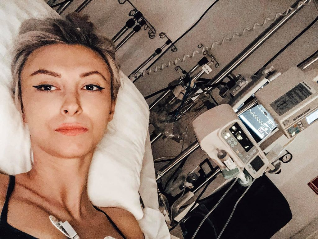 Andreea Bălan a rupt tăcerea! Ce s-a întâmplat, de fapt, în spital