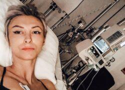 Andreea Bălan, dureri insuportabile după operație! Mesajul pe care l-a transmis de pe patul de spital