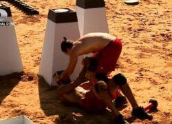 Scandal monstru la Kanal D! Un concurent a dat de pământ cu decorul Exatlon! Decizie de ultimă oră a postului TV