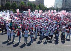 Probleme pentru Guvern privind salariile acestor români! Sindicaliştii ies în stradă miercuri
