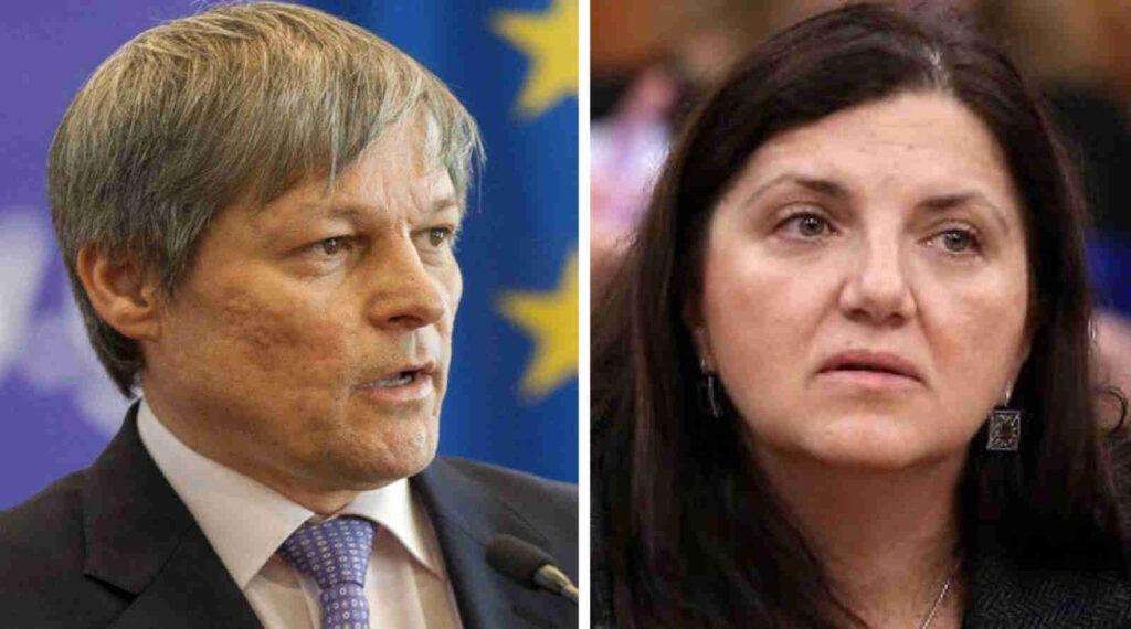 Probleme mari pentru Dacian Cioloș. Atacul Ralucăi Prună este devastator. Ce trebuie să facă președintele PLUS