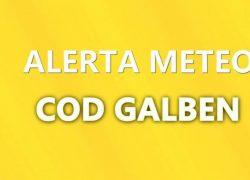 Avertizare meteo ANM Cod Galben în toată țara! Averse torenţiale, vijelii şi grindină, vine urgia