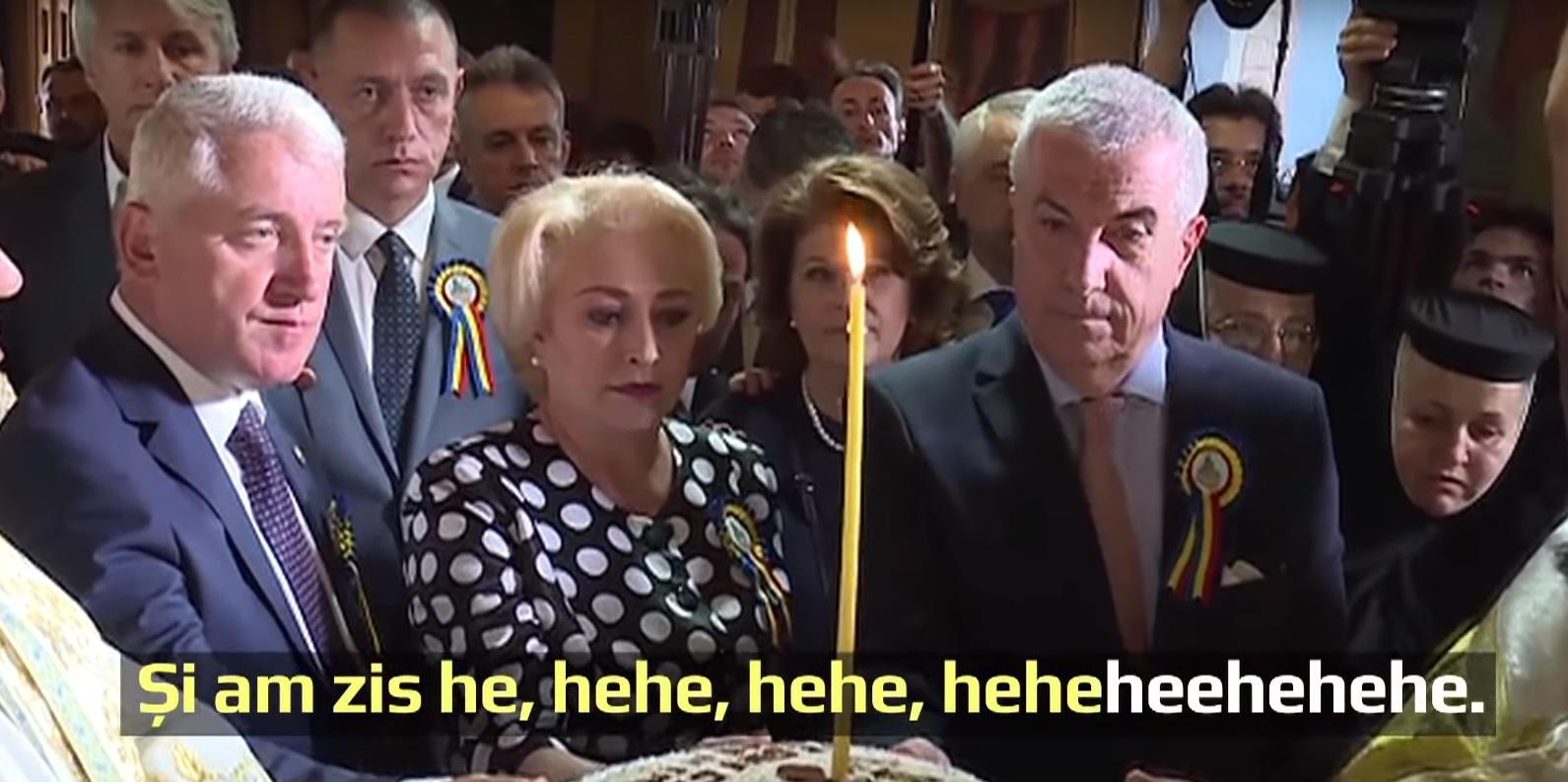 Viorica Dăncilă, umilită la televizor! VIDEO incendiar cu premierul