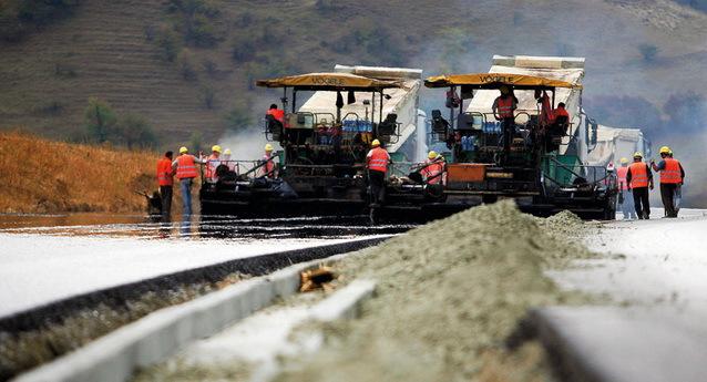 Foto în premieră. Cum arată cea mai nouă autostradă din România. Se va lansa curând!