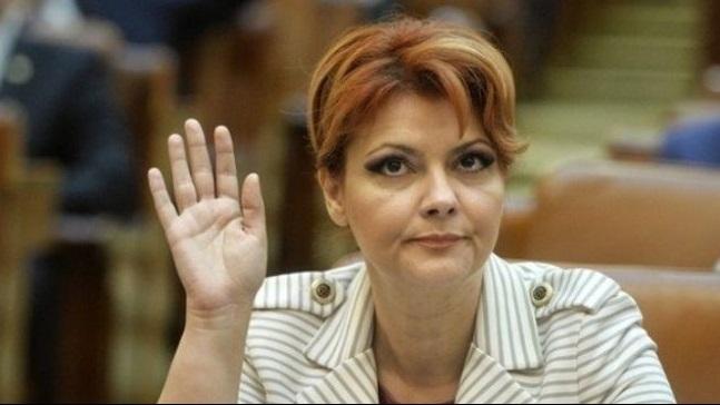 Olguța Vasilescu a fost făcută praf la Guvern! Orban a dat-o afară. Mi-a făcut plăcere