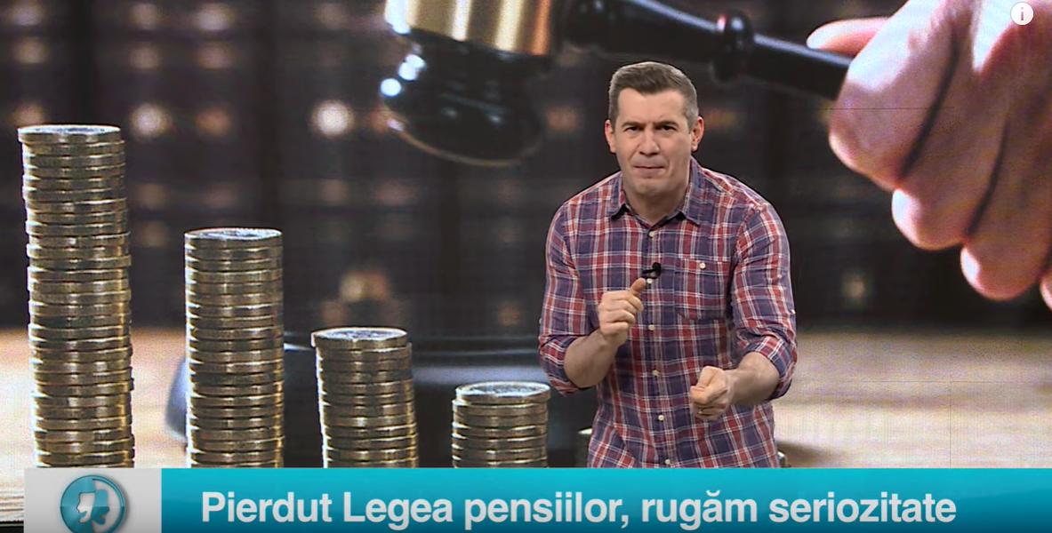 Dragoș Pătraru o ia peste picior pe Olguța Vasilescu! Umbla cu Legea Pensiilor în poșetă