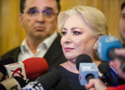 Viorica Dăncilă, trădată din interior! Cine a votat împotriva premierului