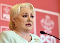 Scandal în PSD înaintea moțiunii! Mișcări de trupe, Dăncilă este în corzi
