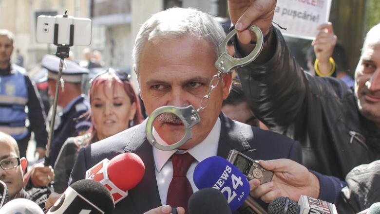 Liviu Dragnea a ajuns la munca de jos! Fostul lider PSD este gata de treabă