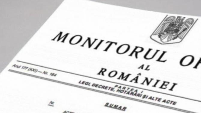 DOCUMENT! Decretele au intrat în Monitorul Oficial! Ce avem voie să facem de la 1 iunie