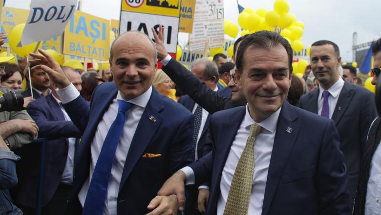 Rareş Bogdan, dezvăluire-şoc! Planul secret al PNL dacă nu ia votul Parlamentului